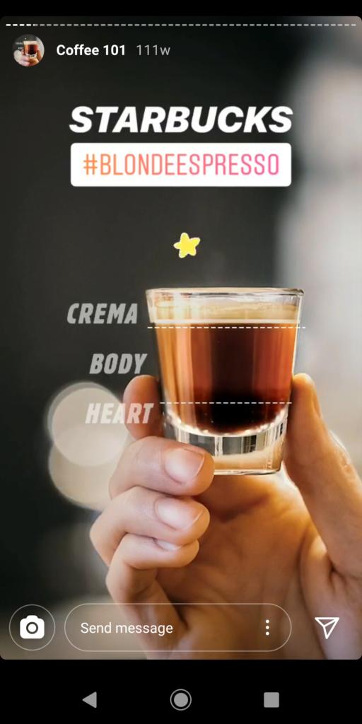 Starbucks Social Media Marketing Strategy