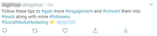 Twitter Hashtags - Social Media Marketing Strategy