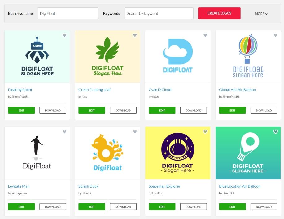 Brandcrowd - Logo Design Software