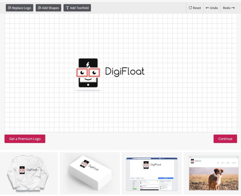 Designmantic - Logo Design Software