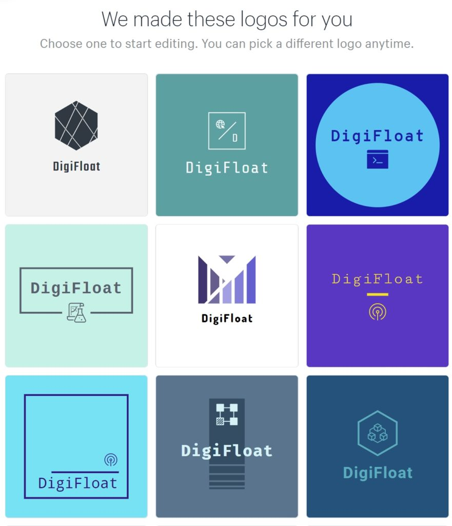 Hatchful - Logo Design Software