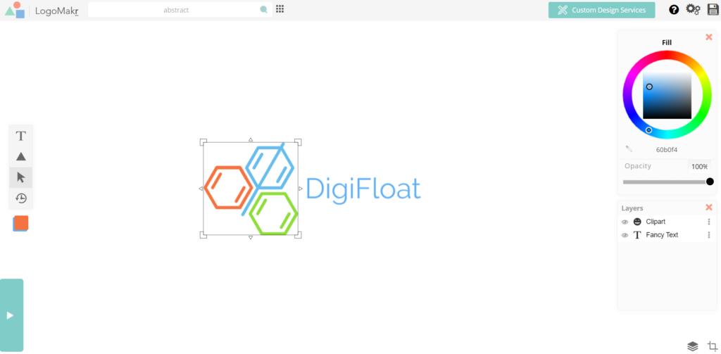 LogoMakr - Logo Design Software