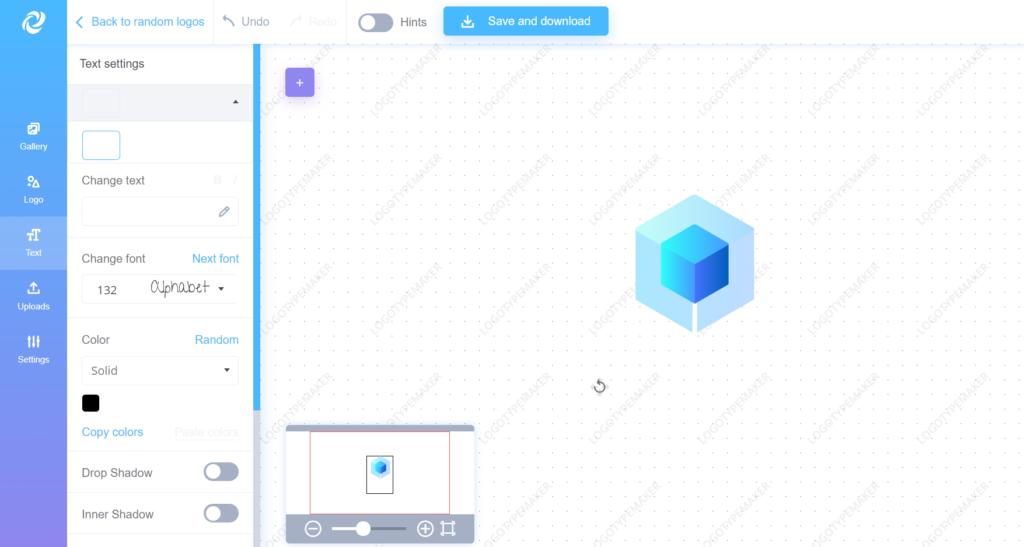 LogoType Maker - Logo Design Software