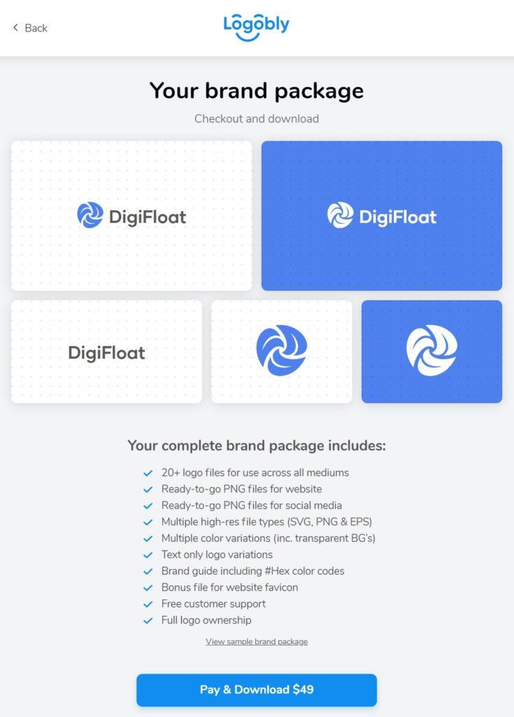 Logobly - Logo Design Software