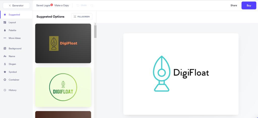 Looka - Logo Design Software