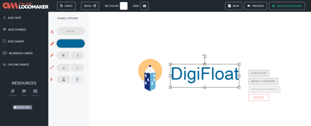 Online Logo Maker - Logo Design Software