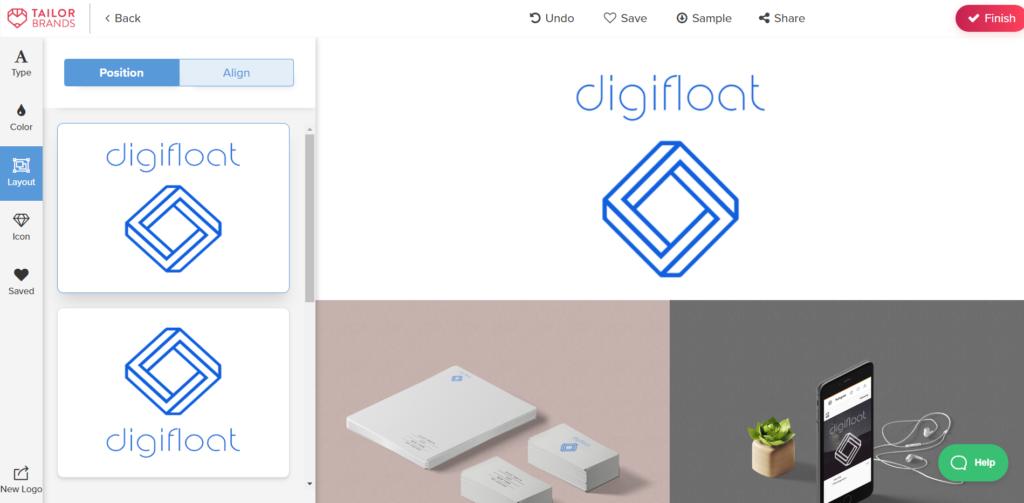 Tailor Brands - Logo Design Software