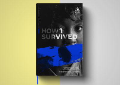 Graphic Design Portfolio Book Cover 4