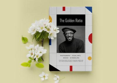 Graphic Design Portfolio Book Cover 5