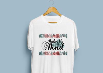 Graphic Design Portfolio T Shirt numvber11