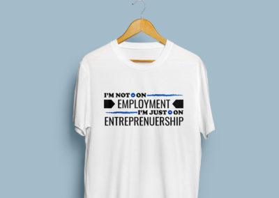 Graphic Design Portfolio T Shirt numvber2