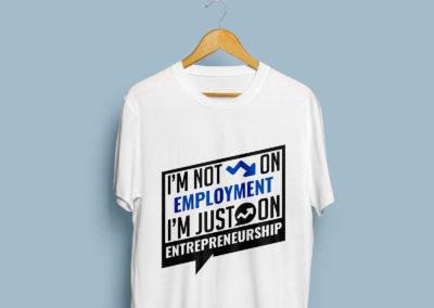 Graphic Design Portfolio T Shirt numvber4