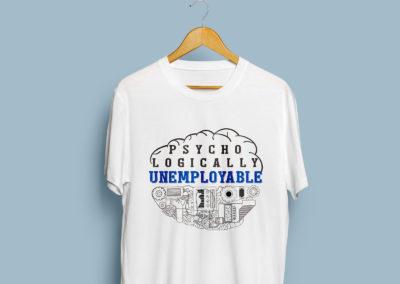 Graphic Design Portfolio T Shirt numvber6