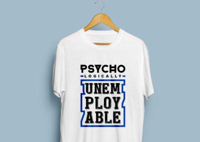 Graphic Design Portfolio T Shirt numvber8