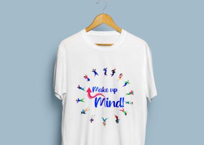 Graphic Design Portfolio T Shirt numvber9