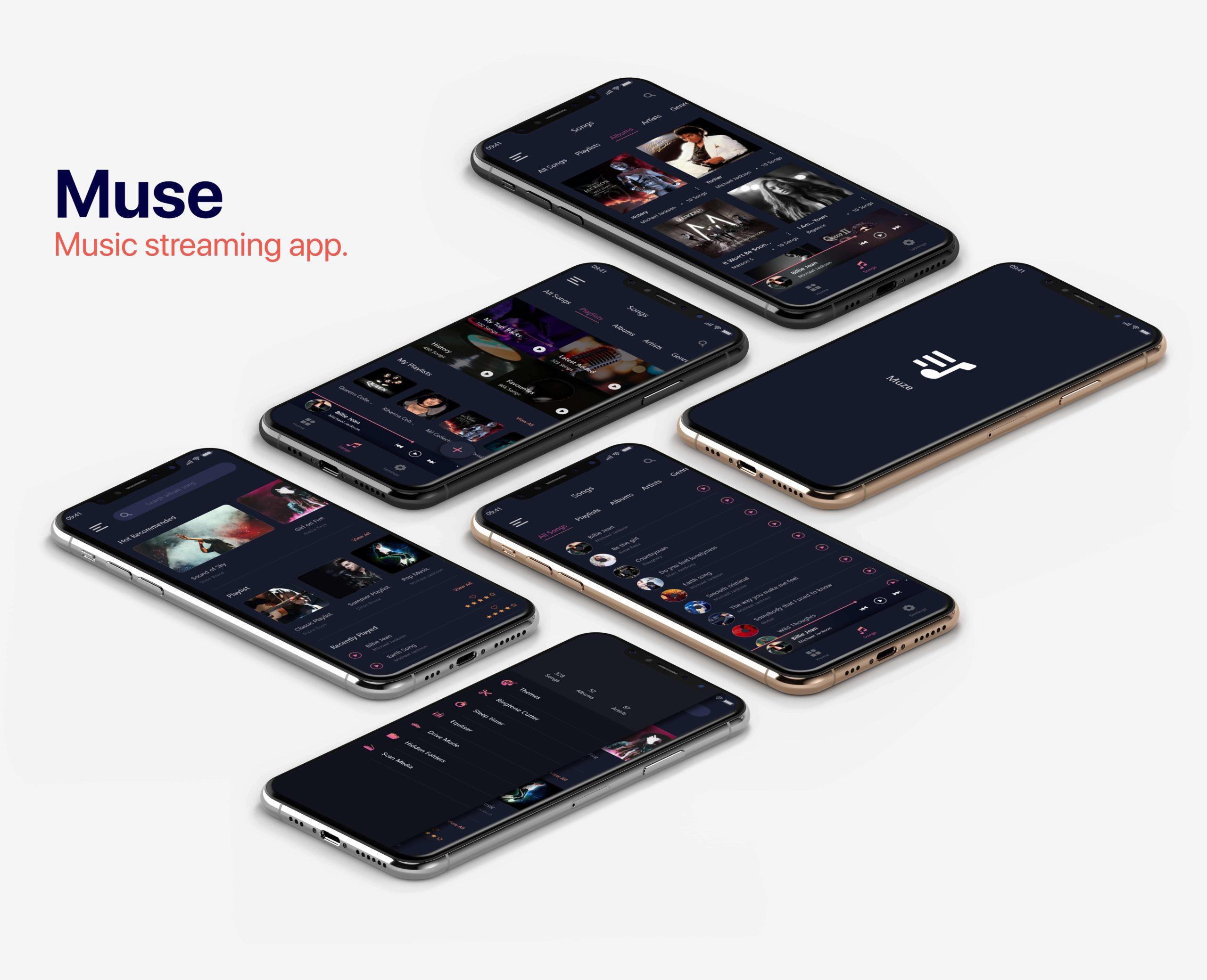 Graphic Design Portfolio iPhone XS isometric onfloor Mockup scaled