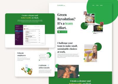 Graphic Design Portfolio web ui 13