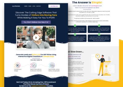 Graphic Design Portfolio web ui 8