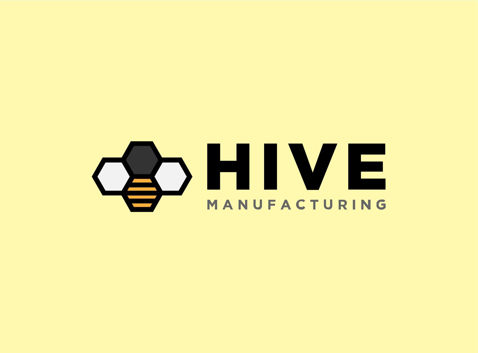 logo design services HIVE