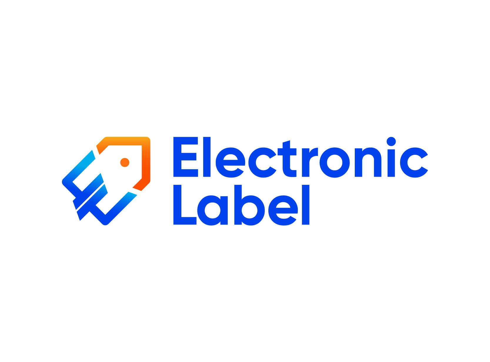 logo design services Electronic Label