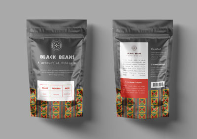 Graphic Design Portfolio coffee PL